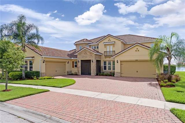 1150 Terralago Way, Kissimmee, FL 34746 (MLS #S5023506) :: Gate Arty & the Group - Keller Williams Realty Smart