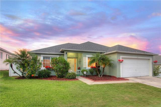 125 Hillcrest Drive, Davenport, FL 33897 (MLS #S5023543) :: Florida Real Estate Sellers at Keller Williams Realty