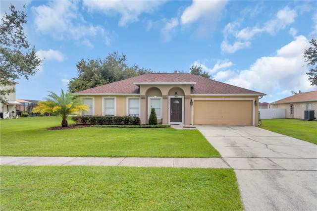 2363 Great Harbor Drive, Kissimmee, FL 34746 (MLS #S5023575) :: Gate Arty & the Group - Keller Williams Realty Smart