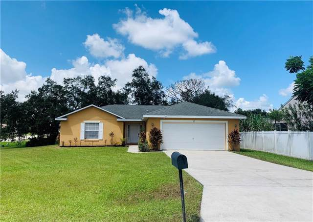319 Kingfish Drive, Poinciana, FL 34759 (MLS #S5023578) :: Burwell Real Estate