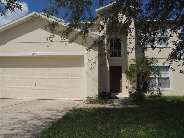 518 Bromley Court, Kissimmee, FL 34758 (MLS #S5023603) :: Keller Williams Realty Peace River Partners