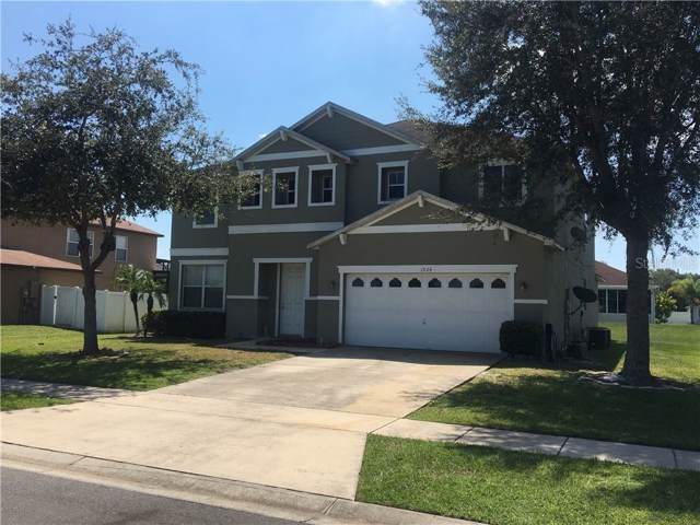 Address Not Published, Kissimmee, FL 34744 (MLS #S5023611) :: Griffin Group