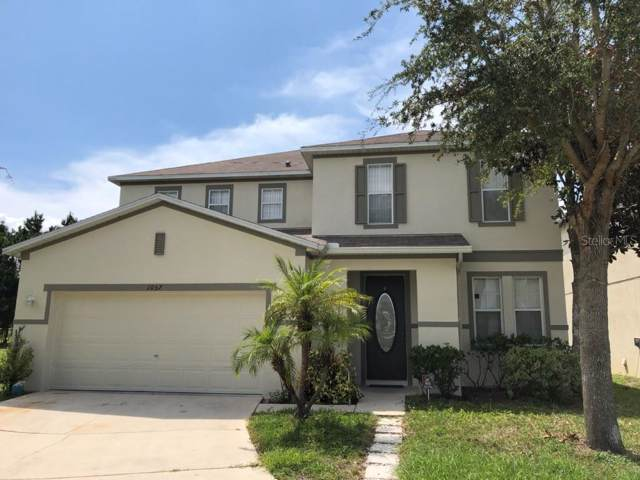 1057 Berkeley Drive, Kissimmee, FL 34744 (MLS #S5023614) :: Lockhart & Walseth Team, Realtors