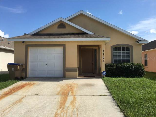 Address Not Published, Kissimmee, FL 34744 (MLS #S5023639) :: Griffin Group