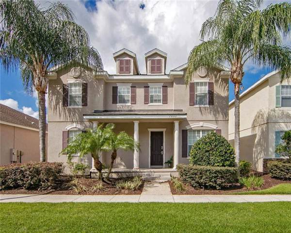 7402 Devereaux Street, Reunion, FL 34747 (MLS #S5023659) :: Mark and Joni Coulter | Better Homes and Gardens