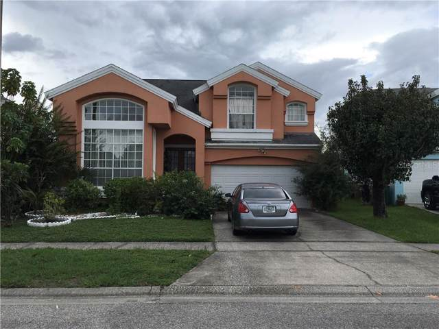 2414 Berkshire Court, Kissimmee, FL 34746 (MLS #S5023684) :: Gate Arty & the Group - Keller Williams Realty Smart