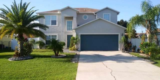 608 Crane Drive, Poinciana, FL 34759 (MLS #S5023686) :: Burwell Real Estate