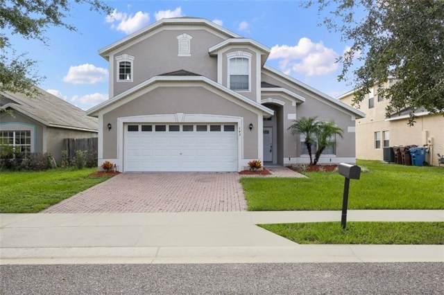 143 Winchester Lane, Haines City, FL 33844 (MLS #S5023707) :: Alpha Equity Team