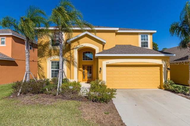 752 Orange Cosmos Boulevard, Davenport, FL 33837 (MLS #S5023739) :: Gate Arty & the Group - Keller Williams Realty Smart
