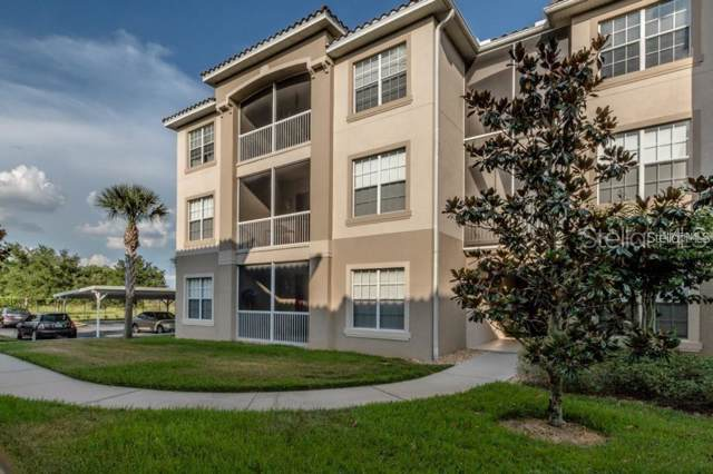 3001 Laurel Park Lane #107, Kissimmee, FL 34741 (MLS #S5023812) :: Team Pepka