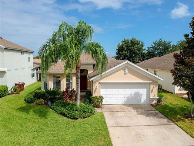 233 Minniehaha Circle, Haines City, FL 33844 (MLS #S5023870) :: Team Pepka