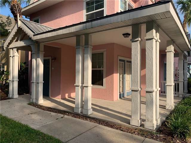 5004 Mangrove Alley #103, Kissimmee, FL 34746 (MLS #S5024102) :: RE/MAX Realtec Group