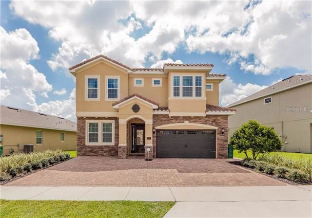 7657 Wilmington Loop, Kissimmee, FL 34747 (MLS #S5024269) :: 54 Realty