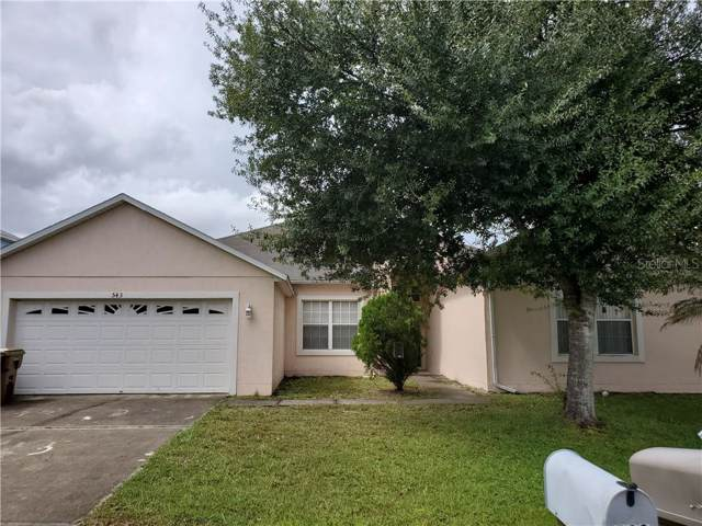 543 Bromley Court, Kissimmee, FL 34758 (MLS #S5024563) :: Bustamante Real Estate
