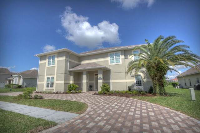 7985 Sea Pearl Circle, Kissimmee, FL 34747 (MLS #S5024669) :: Heart & Home Group