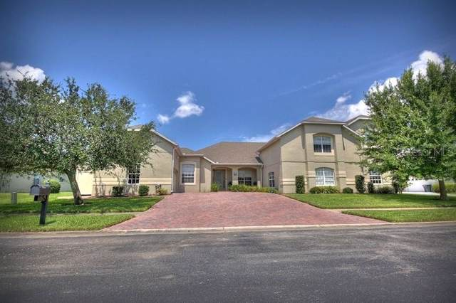 2810 Spinning Silk Court, Kissimmee, FL 34747 (MLS #S5024730) :: Heart & Home Group