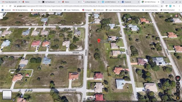 501 NW 27TH Avenue, Cape Coral, FL 33993 (MLS #S5024765) :: Rabell Realty Group