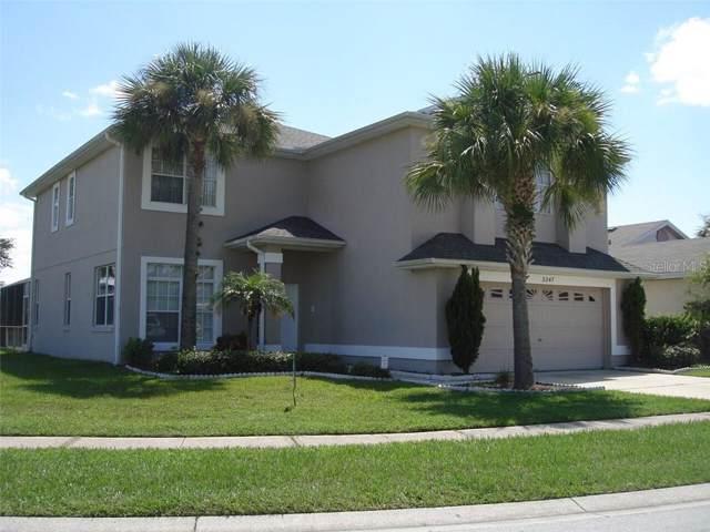 3247 Fairfield Drive, Kissimmee, FL 34743 (MLS #S5024809) :: Lock & Key Realty