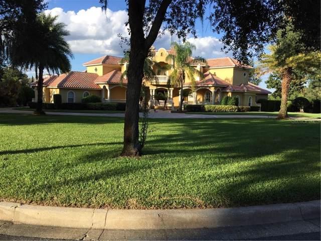 9815 Laurel Valley Drive, Windermere, FL 34786 (MLS #S5024846) :: Florida Real Estate Sellers at Keller Williams Realty