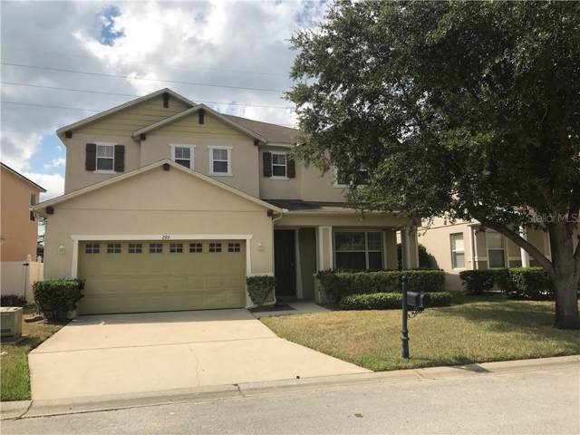 297 Sand Ridge Drive, Davenport, FL 33896 (MLS #S5024885) :: Gate Arty & the Group - Keller Williams Realty Smart