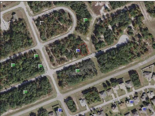St Johns Lane, Poinciana, FL 34759 (MLS #S5024919) :: Alpha Equity Team