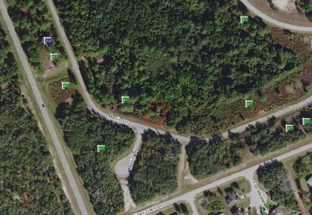 Marlin Drive, Poinciana, FL 34759 (MLS #S5024948) :: Alpha Equity Team