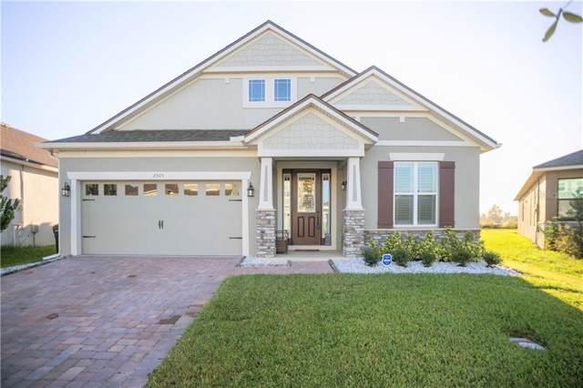 2505 Annacella Avenue, Kissimmee, FL 34741 (MLS #S5024959) :: Zarghami Group