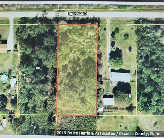 Richmond Road, Saint Cloud, FL 34773 (MLS #S5025058) :: Florida Real Estate Sellers at Keller Williams Realty