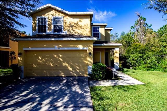 541 Sandy Ridge Drive, Davenport, FL 33896 (MLS #S5025070) :: Baird Realty Group