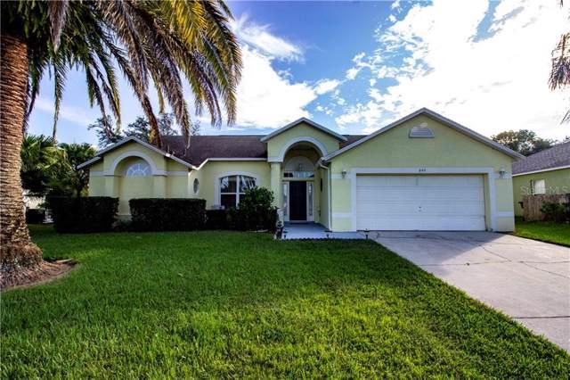 640 Sunridge Woods Boulevard, Davenport, FL 33837 (MLS #S5025111) :: Lock & Key Realty