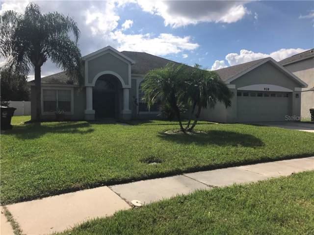 928 Chamberlin Trail, Saint Cloud, FL 34772 (MLS #S5025722) :: Griffin Group