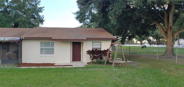 124 Williamsburg Court SW #1, Winter Haven, FL 33880 (MLS #S5025733) :: The Duncan Duo Team