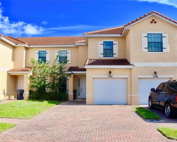 1344 Coriander Dr, Poinciana, FL 34759 (MLS #S5025857) :: Florida Real Estate Sellers at Keller Williams Realty