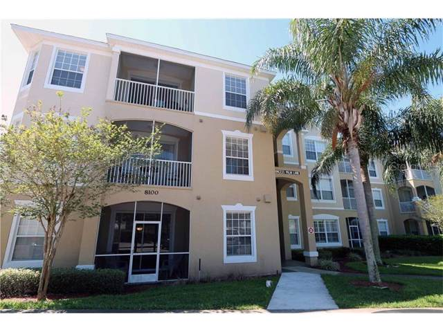 8100 Princess Palm Lane #301, Kissimmee, FL 34747 (MLS #S5025967) :: Bridge Realty Group