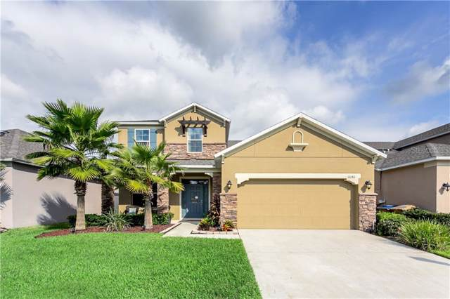 1640 Pine Marsh Loop, Saint Cloud, FL 34771 (MLS #S5026080) :: Griffin Group