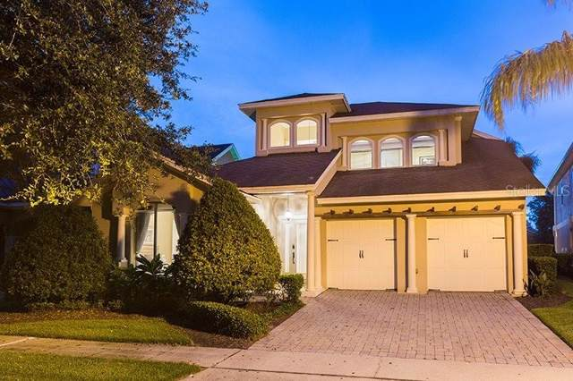 7491 Gathering Drive, Reunion, FL 34747 (MLS #S5026114) :: RE/MAX Realtec Group