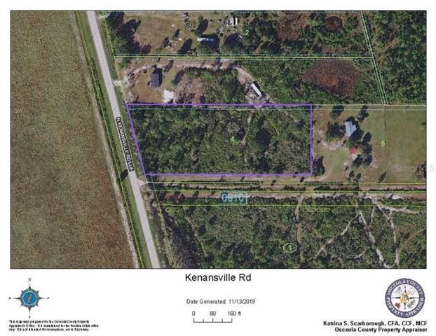 Kenansville Road, Saint Cloud, FL 34771 (MLS #S5026146) :: Armel Real Estate
