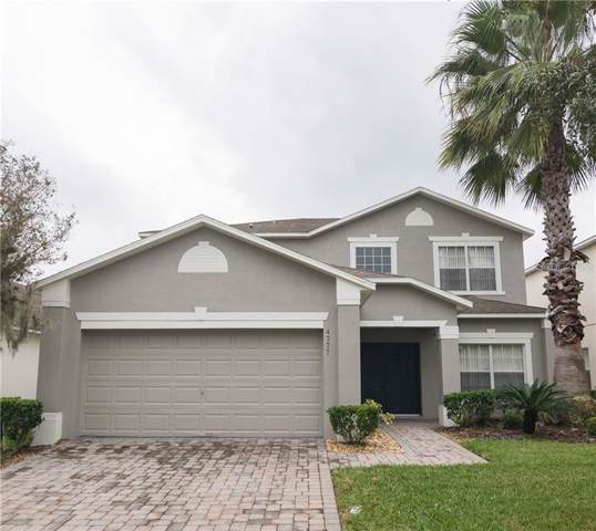 4777 Cumbrian Lakes Drive, Kissimmee, FL 34746 (MLS #S5026162) :: Armel Real Estate
