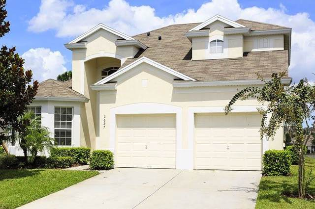 2627 Daulby Street, Kissimmee, FL 34747 (MLS #S5026190) :: Godwin Realty Group