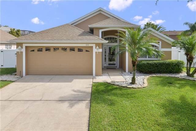 111 Burrell Circle, Kissimmee, FL 34744 (MLS #S5026215) :: Sarasota Gulf Coast Realtors