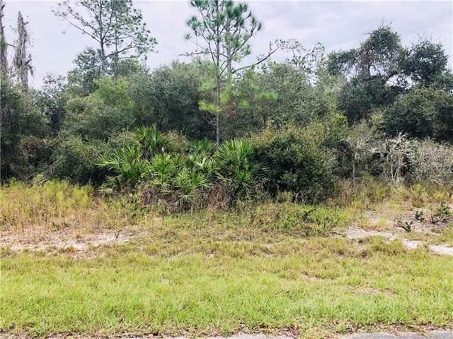 1311 Congo Drive, Poinciana, FL 34759 (MLS #S5026287) :: Cartwright Realty