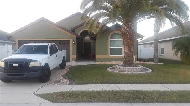 5215 S Sunset Canyon Drive SW, Kissimmee, FL 34758 (MLS #S5026291) :: Team Borham at Keller Williams Realty