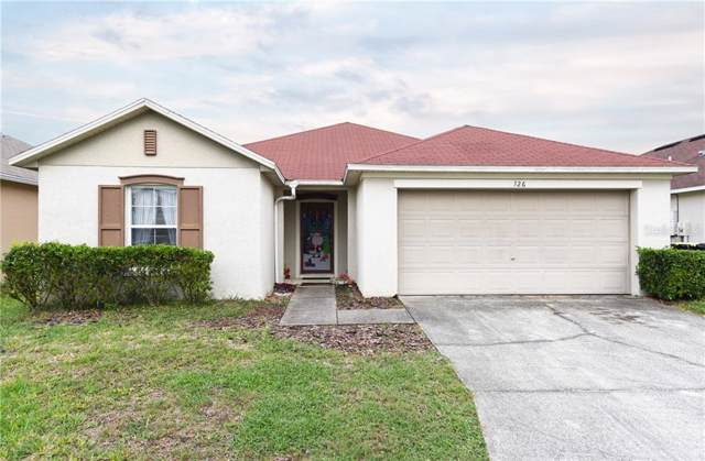 326 Elderberry Drive, Davenport, FL 33897 (MLS #S5026393) :: Team Bohannon Keller Williams, Tampa Properties