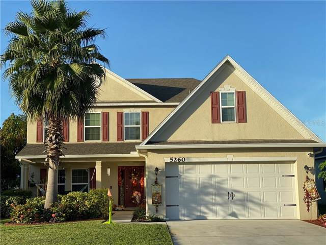 5260 NW Wisk Fern Circle, Port Saint Lucie, FL 34986 (MLS #S5026449) :: Team Bohannon Keller Williams, Tampa Properties
