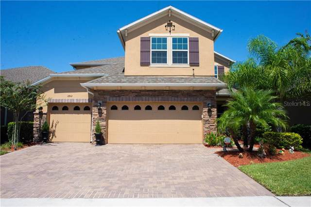 1840 Balsam Willow Trail #3, Orlando, FL 32825 (MLS #S5026533) :: Dalton Wade Real Estate Group