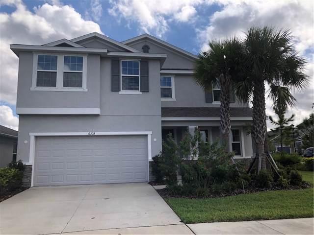 6303 Shadowlake Drive, Apollo Beach, FL 33572 (MLS #S5026701) :: Team Bohannon Keller Williams, Tampa Properties