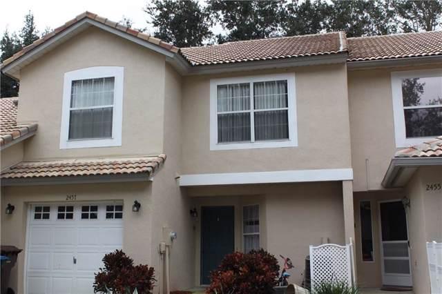2457 Saint Augustine Boulevard, Haines City, FL 33844 (MLS #S5026811) :: Team Bohannon Keller Williams, Tampa Properties