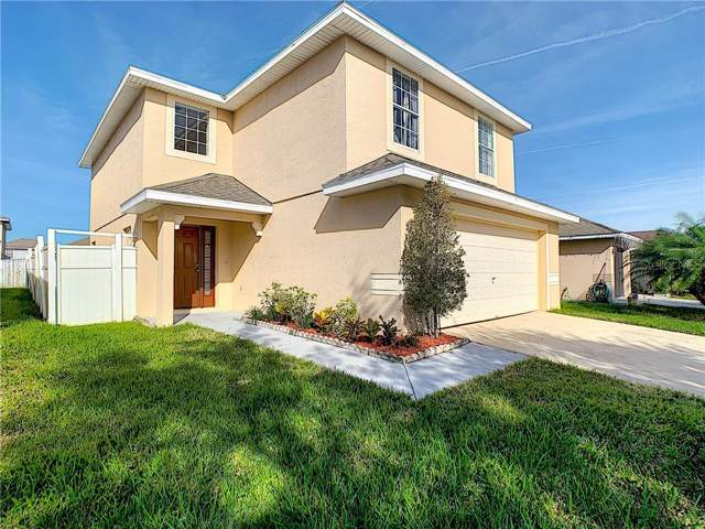 2417 Ruddenstone Way, Kissimmee, FL 34744 (MLS #S5027021) :: The Duncan Duo Team