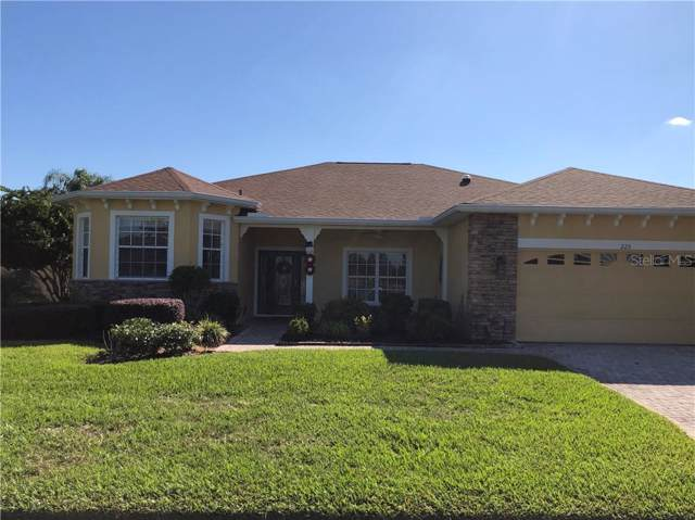 225 New River Drive, Poinciana, FL 34759 (MLS #S5027027) :: The Robertson Real Estate Group
