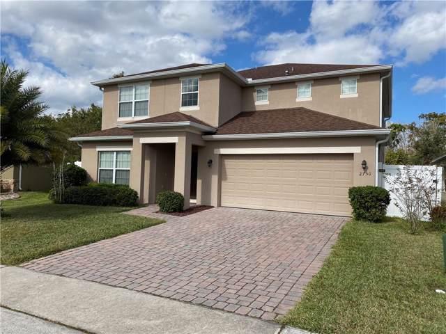 2750 Big Timber Drive, Kissimmee, FL 34758 (MLS #S5027030) :: Cartwright Realty